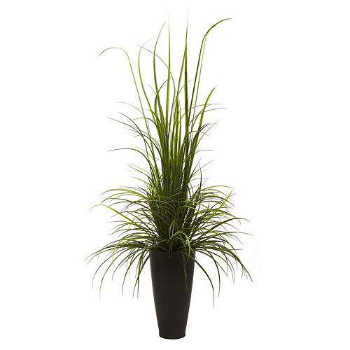 nearly natural River Grass Arrangement - Indoor and Outdoor