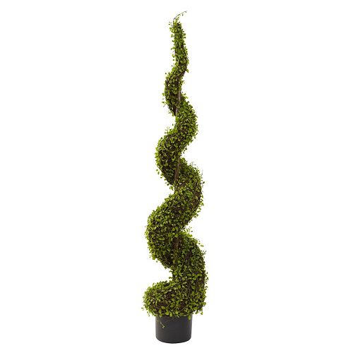 nearly natural 4-ft. Mohlenbechia Spiral Tree