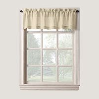 SONOMA Goods for Life™ Ayden Linen Blend Tier Window Valance - 56'' x 14''