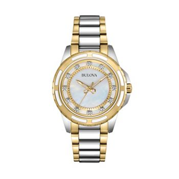 Bulova 98P140 Women's Quartz Watch
