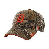 Adult '47 Brand Detroit Tigers Frost Realtree Camouflage Adjustable Cap