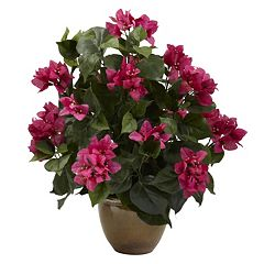 nearly natural Potted Bougainvillea Plant