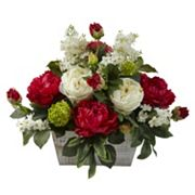 nearly natural Mixed Floral Arrangement