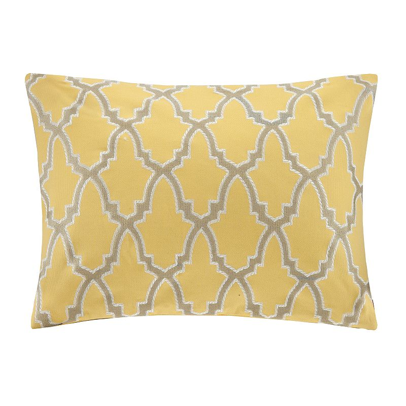 Kohls Black Decorative Pillow : Oblong Pillow Kohl s