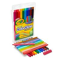 Crayola 20-ct. Washable Color Clicks Markers