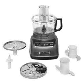 KitchenAid KFP0722 ExactSlice 7-Cup Food Processor
