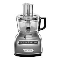 KitchenAid KFP0722 ExactSlice 7-Cup Food Processor