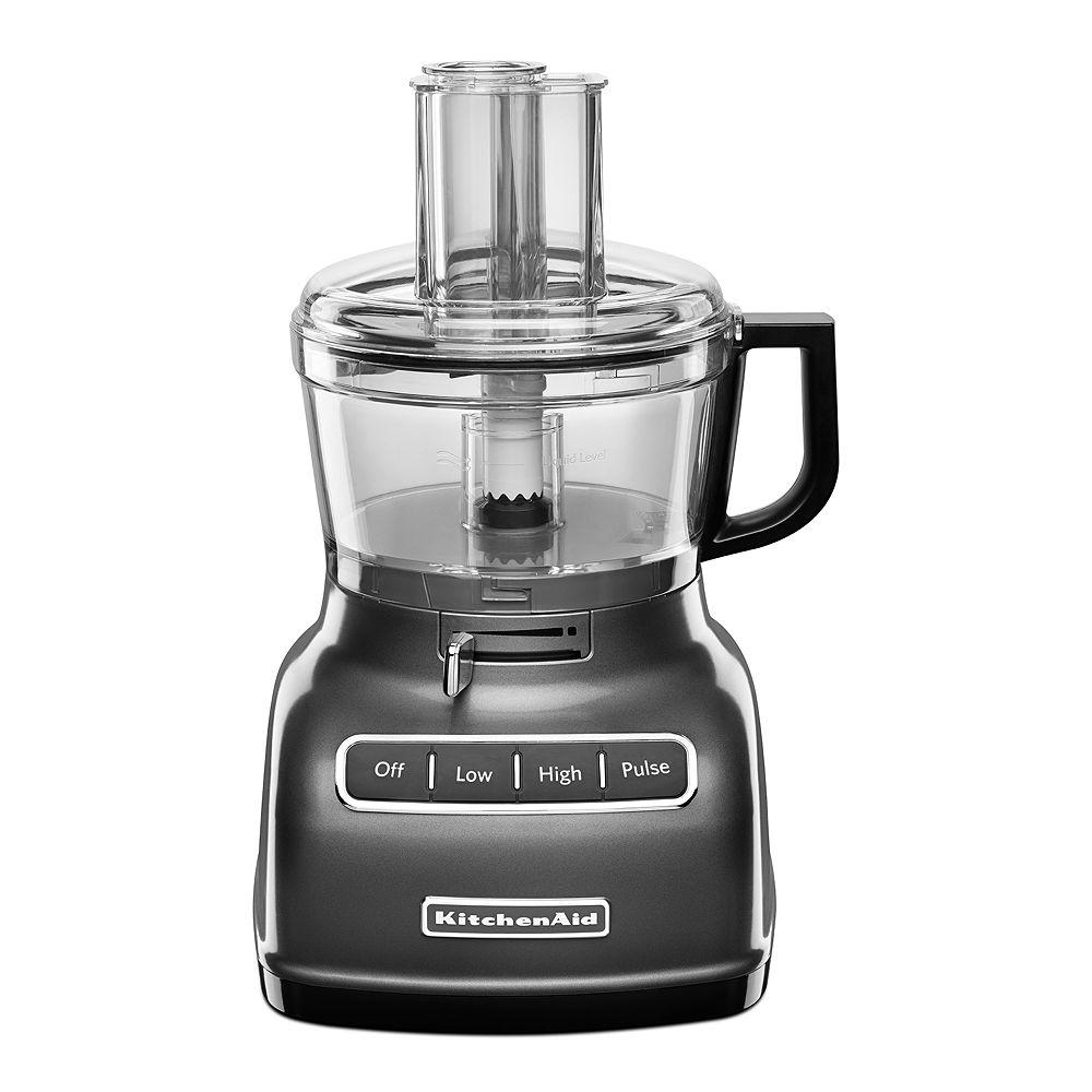 Kitchenaid food processor reviews 7 cup - Kitchenaid Kfp0722 Exactslice 7 Cup Food Processor