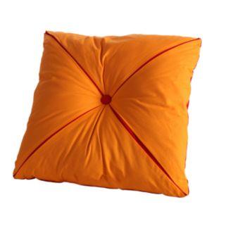 Fiesta Button Reversible Decorative Pillow