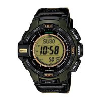 Casio Men's PRO TREK Digital Watch - PRG270B-3CR