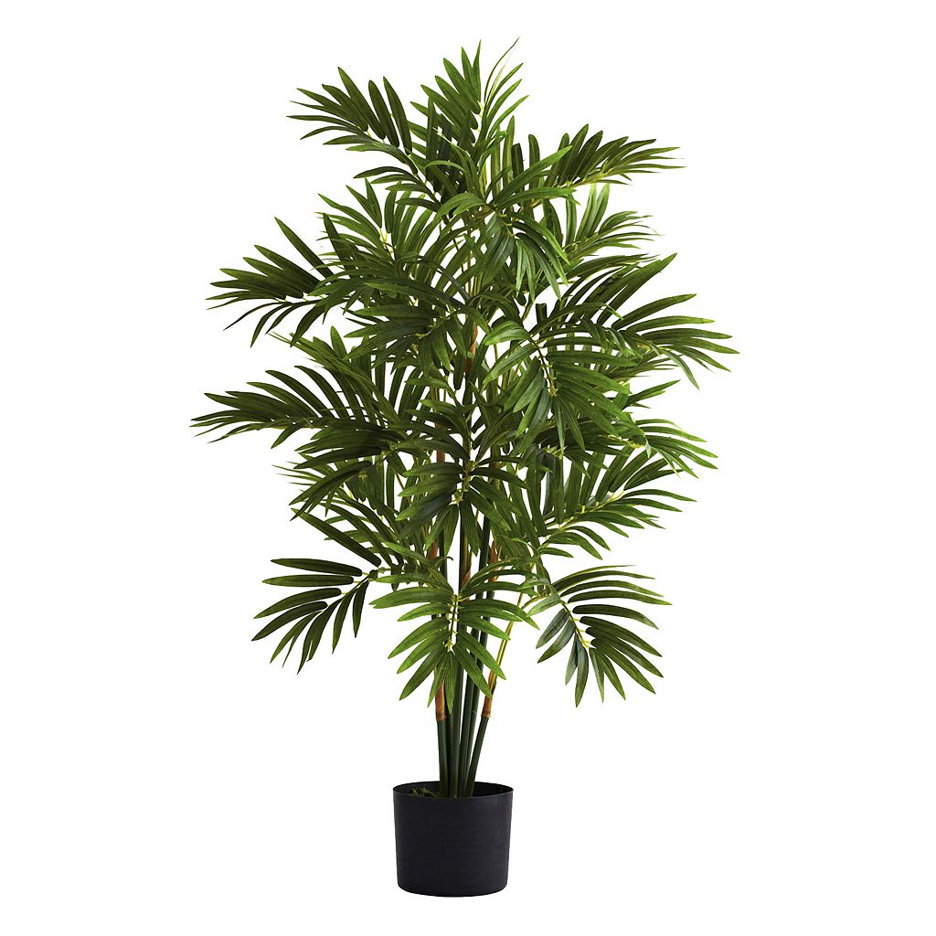 nearly natural 3-ft. Areca Palm Tree