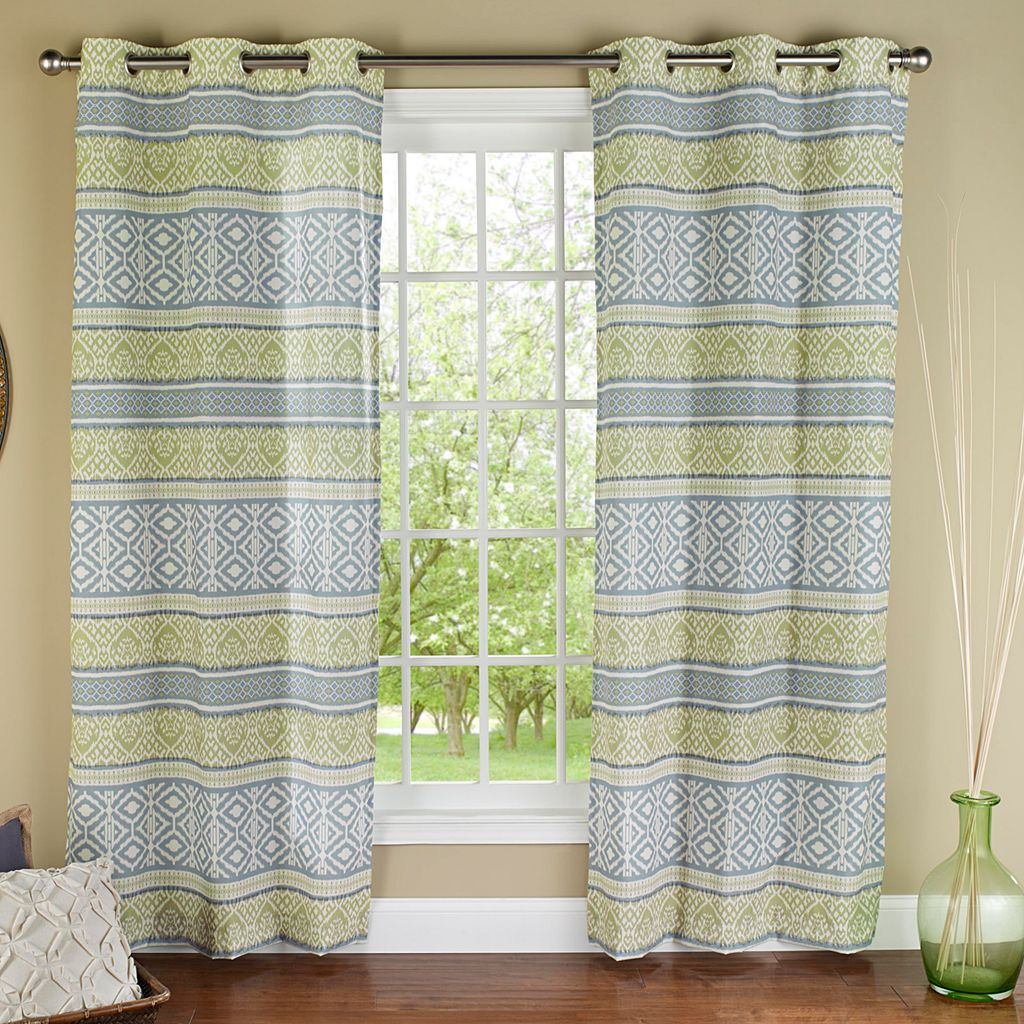 m.style 2-pack Padova Window Curtains - 40'' x 84''