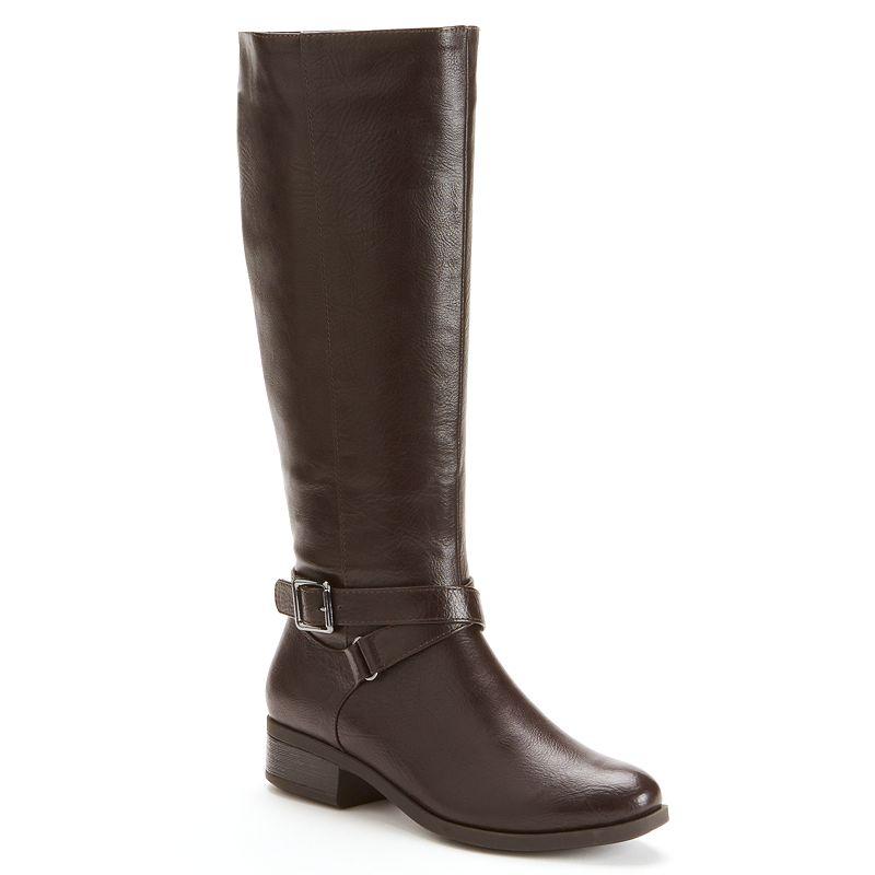 Croft & Barrow Riding Boots - Women Croft & Barrow Wide Calf Riding Boots - Women
