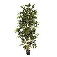 nearly natural 6-ft. Bamboo Tree