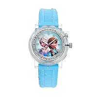 Disney Frozen Elsa & Anna Kids' Light-Up Watch