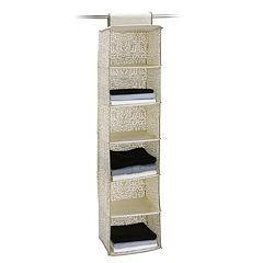 Neu Home Waltz 2-pk. 6-Shelf Accessory Organizer