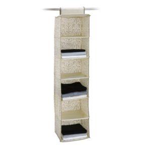 Neu Home Waltz 2-pk. 6-Shelf Accessory Organizer