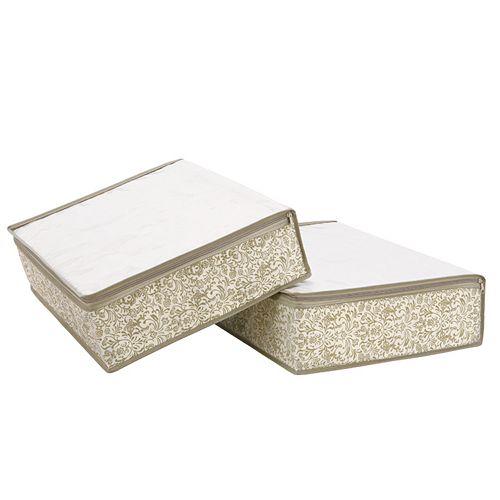 Neu Home Waltz 4-pk. Blanket Storage Bag