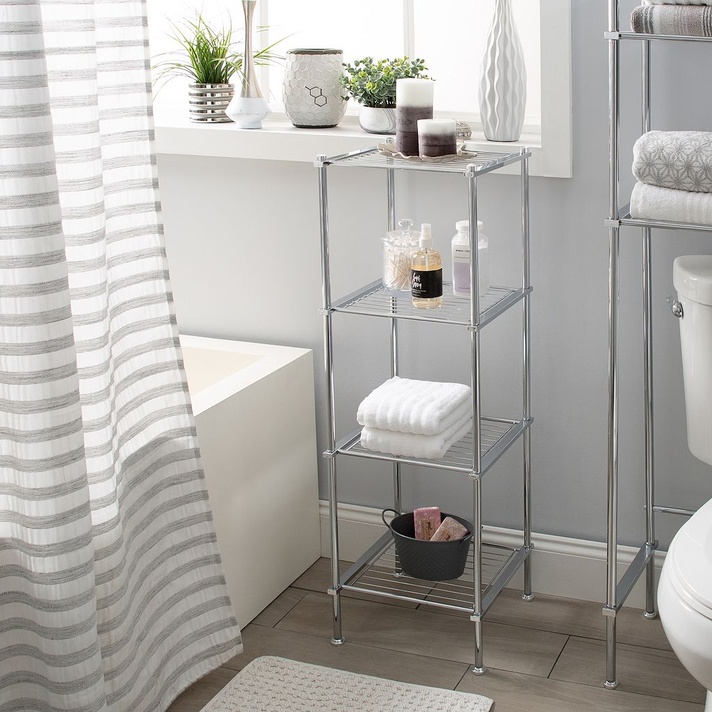 Neu Home Metro 4-Tier Shelf