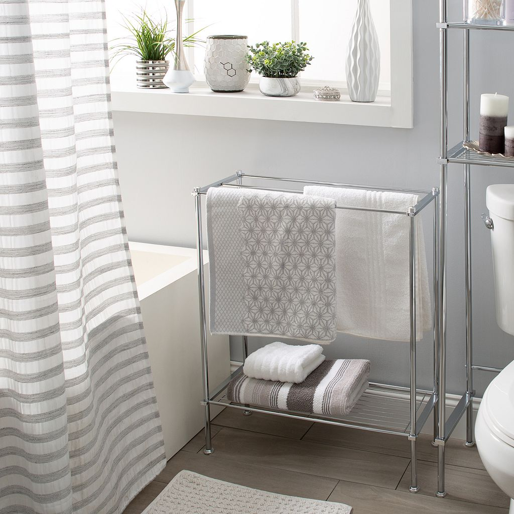Neu Home Metro Towel Rack