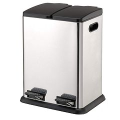 Neu Home 2-Compartment Recycling Bin