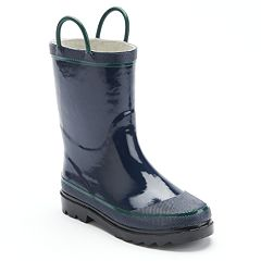 Western Fire Chief 2 Rain Boots - Toddler Boys