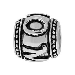 Individuality Beads Sterling Silver 'Mom' Bead
