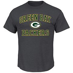 Men's Green Bay Packers Heart and Soul III Tee