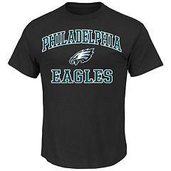 Men's Philadelphia Eagles Heart and Soul III Tee