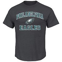 Men's Philadelphia Eagles Heart and Soul III Tee