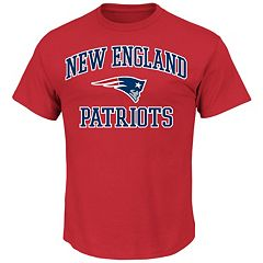 Men's New England Patriots Heart and Soul III Tee
