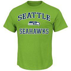 Men's Seattle Seahawks Heart and Soul III Tee