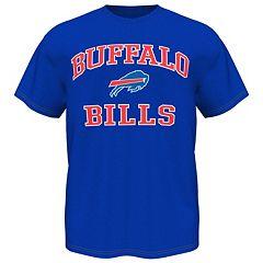 Men's Buffalo Bills Heart and Soul III Tee
