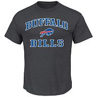 Men's Buffalo Bills Heart and Soul III Tee
