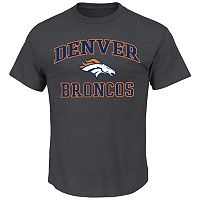 Men's Denver Broncos Heart and Soul III Tee