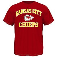 Men's Kansas City Chiefs Heart and Soul III Tee
