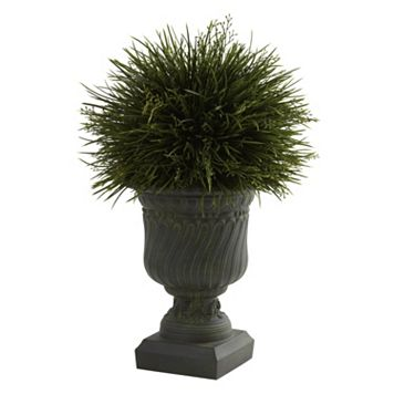 nearly natural Potted Grass - Indoor & Outdoor