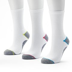 Tek Gear® 3-pk. Performance Crew Socks - Women