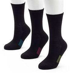 Tek Gear® 3 pkCrew Socks - Women