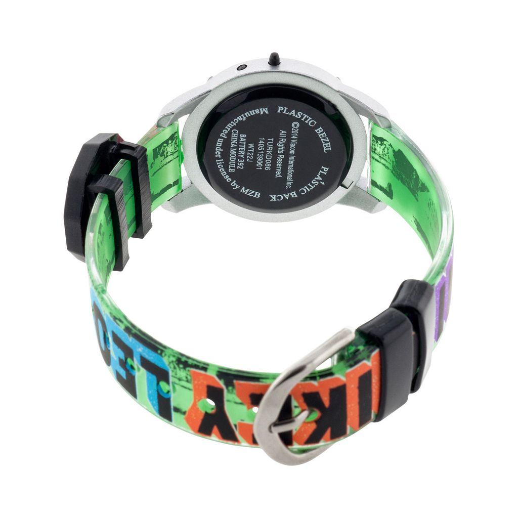 Teenage Mutant Ninja Turtles Watch Set - Kids'