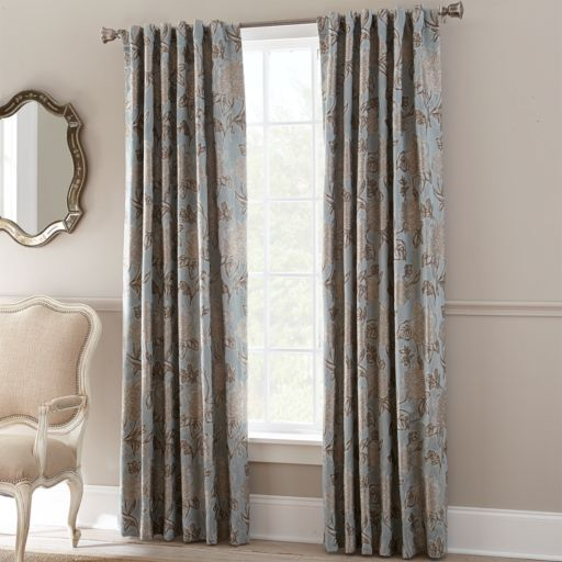 """Marquis by Waterford 2-pack Hana Window Curtains - 50"""" x 84"""""""