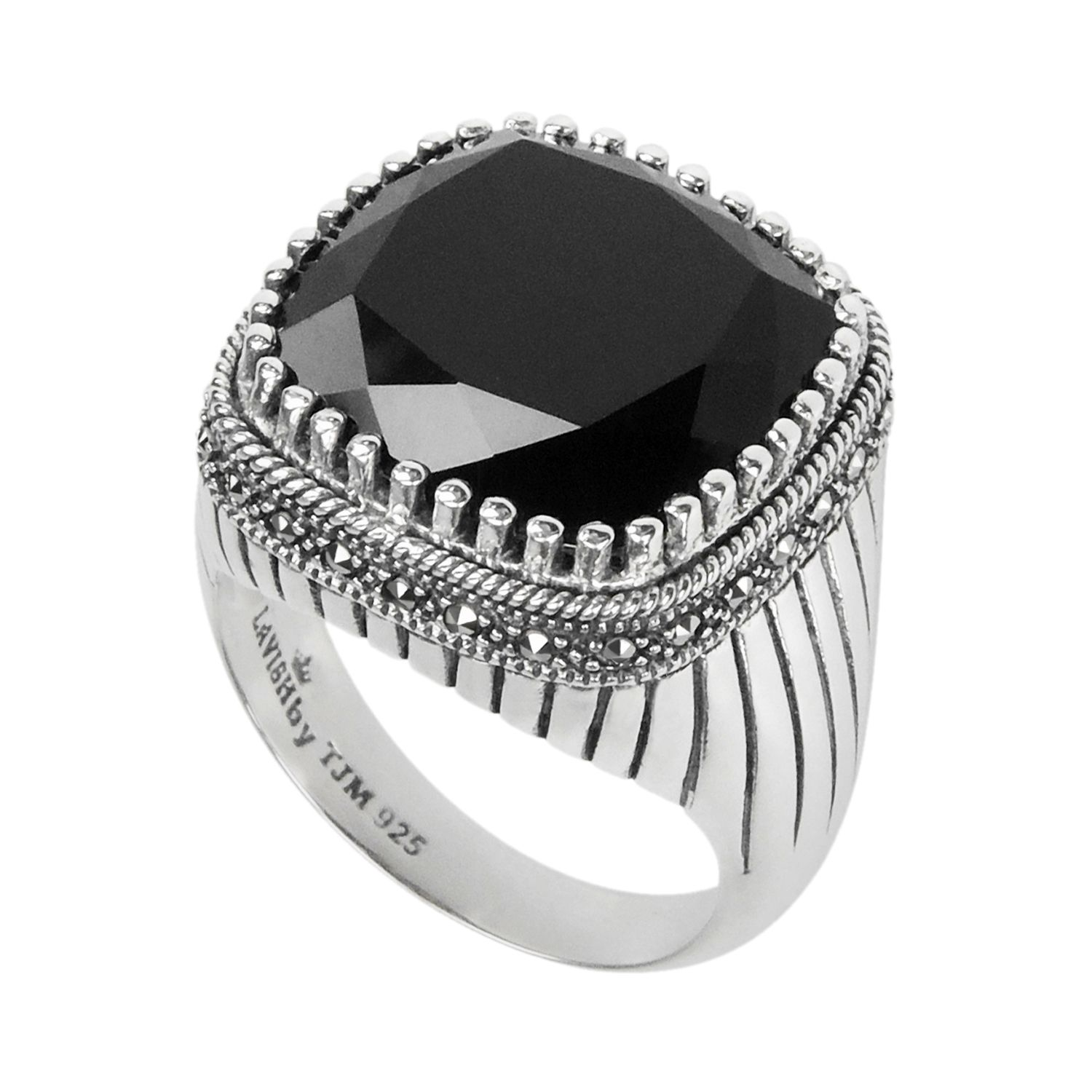 jewellery ring jewelry white kata gold product protea collection onyx