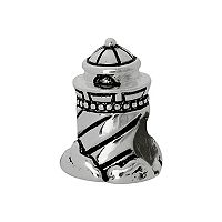 Individuality Beads Sterling Silver Lighthouse Bead
