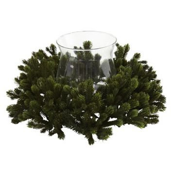nearly natural Pine Christmas Candelabrum