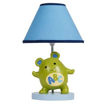 Lambs & Ivy Alpha Baby Lamp