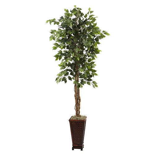 nearly natural 6 1/2-ft. Ficus Tree