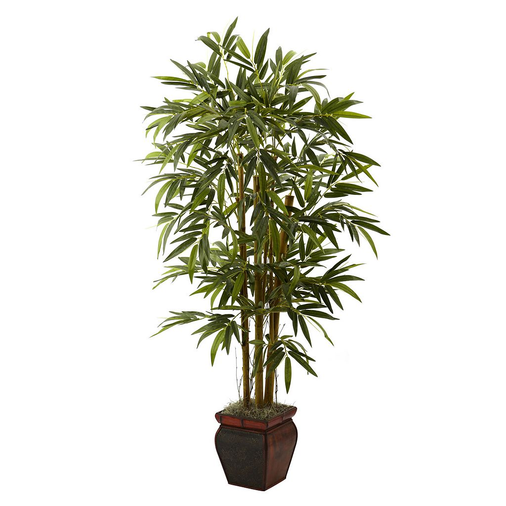nearly natural 5 1/2-ft. Bamboo Tree