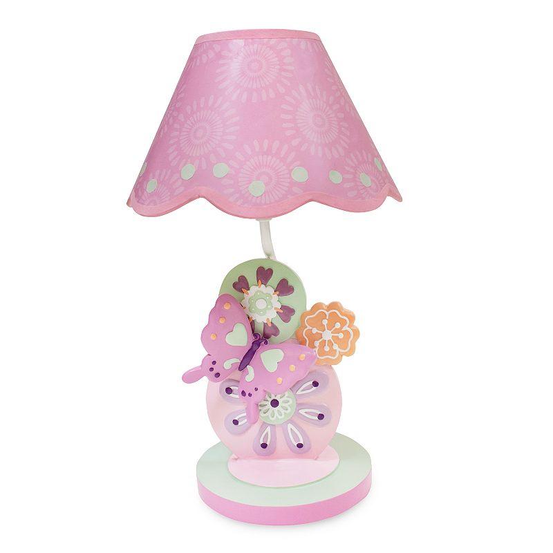 Lambs and Ivy Kaleidoscope Lamp