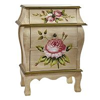 nearly natural 3-Drawer Nightstand