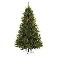 nearly natural 7 1/2-ft. Majestic Pine Pre-Lit Artificial Christmas Tree - Indoor